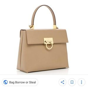 Salvator Ferragamo Kelly bag